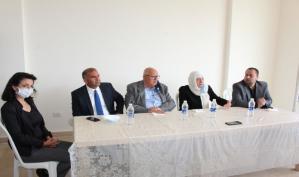 النائب بهية الحريري تفقدت مرفأ صيدا الجديد برفقة السعودي وتامر وفواز: لإستكماله وتفعيله دعماً لإقتصاد المدينة
