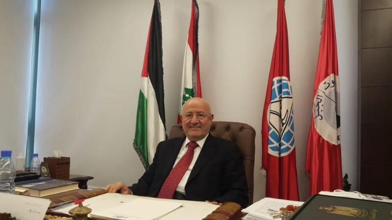 النائب غازي العريضي: أرض فلسطين أمانة وستبقى للفلسطينيين مهما جار الزمن