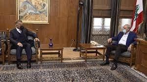 الرئيس بري عرض الاوضاع العامة مع اللواء عباس ابراهيم