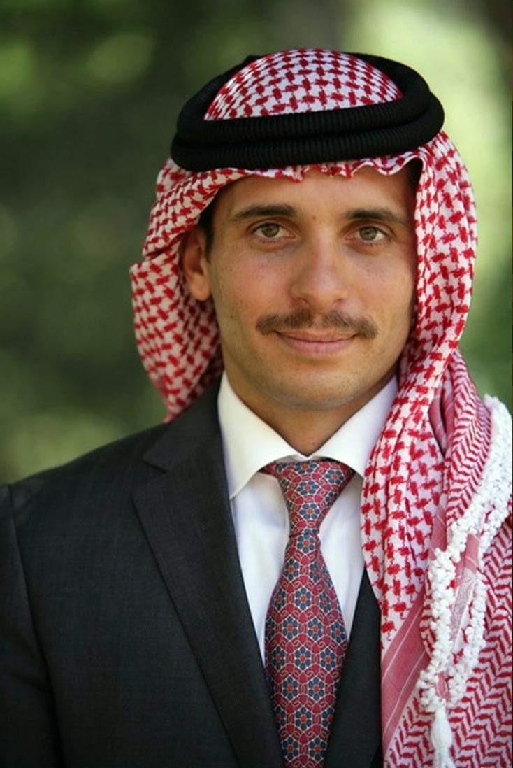 الأمير الأردني حمزة يؤكد وضعه قيد الإقامة الجبرية