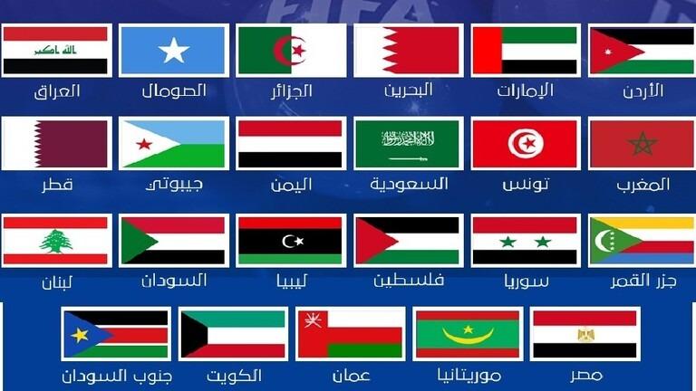 أغلى المنتخبات المشاركة في كأس العرب 2021