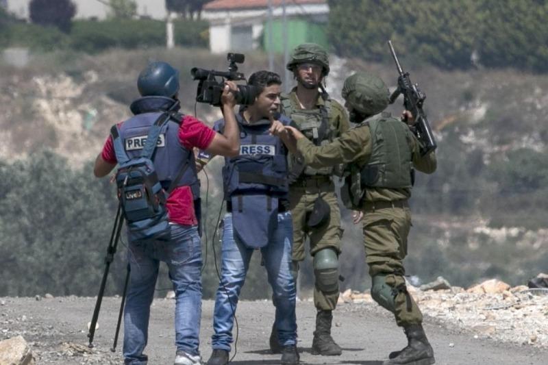 نقابة الصحفيين: في يوم الحريات العالمي.. جريمة احتلالية بحق الاعلام