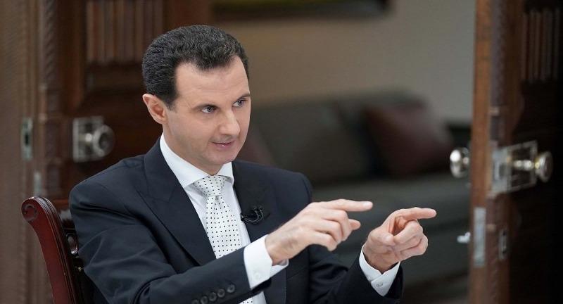 وفد سعودي برئاسة رئيس جهاز المخابرات يزور دمشق ويلتقي الأسد