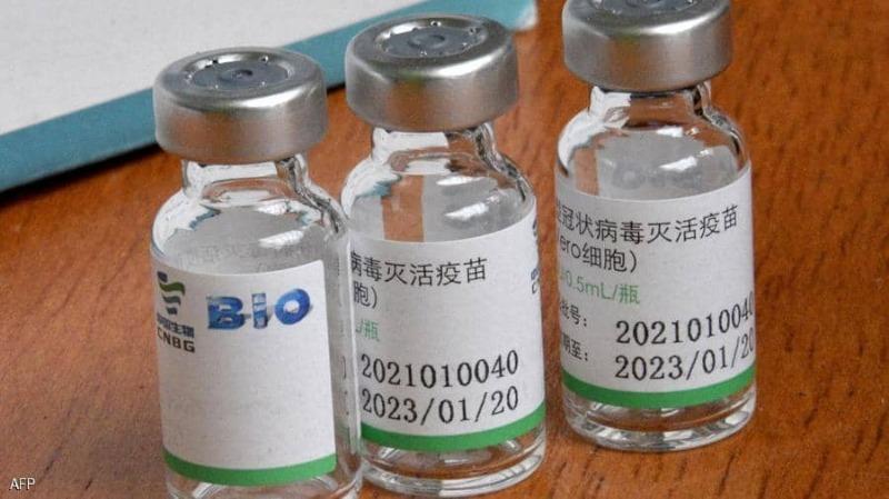 """""""الصحة العالمية"""" تبتّ في استخدام اللقاحات الصينية"""