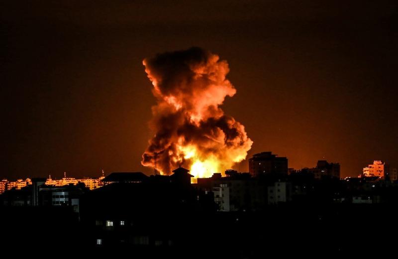 """""""الجبهة الشعبيّة"""": القصف الصهيوني الغادر على القطاع لذر الرماد في العيون بعد فشل أهداف """"مسيرة الاعلام"""""""