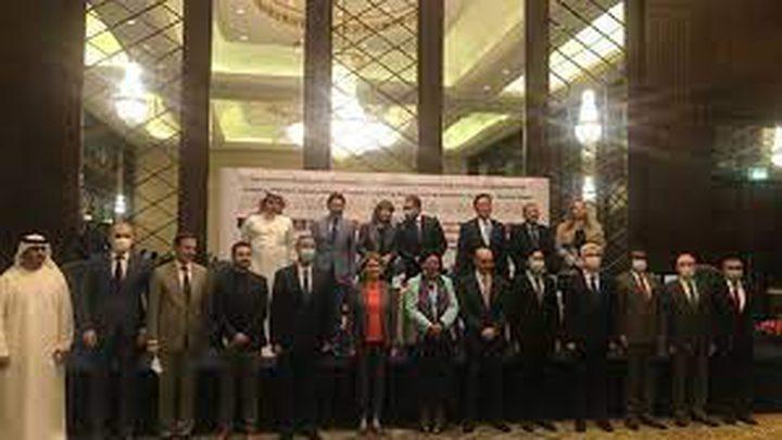 """بمشاركة فلسطين: كازخستان تطلق رؤيتها لرئاسة تجمع """"سيكا"""""""
