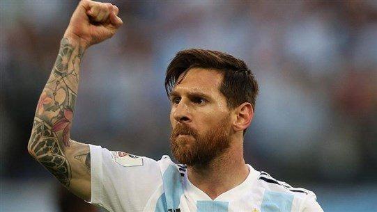 ميسي يتألّق ويقود الأرجنتين إلى الفوز على بوليفيا