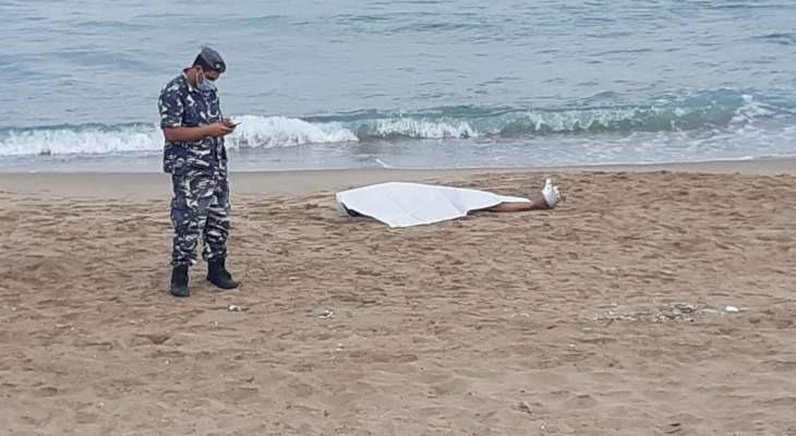 العثور على جثة رجل خمسيني على شاطىء صيدا