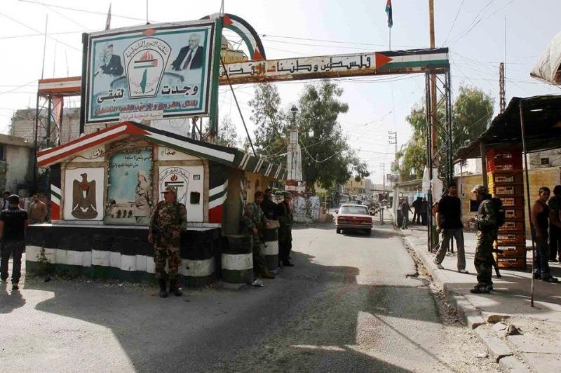 """""""هيئة العمل الفلسطيني"""" من مخيم عين الحلوة: لتفويت الفرصة على محاولات العبث بأمن المخيم"""