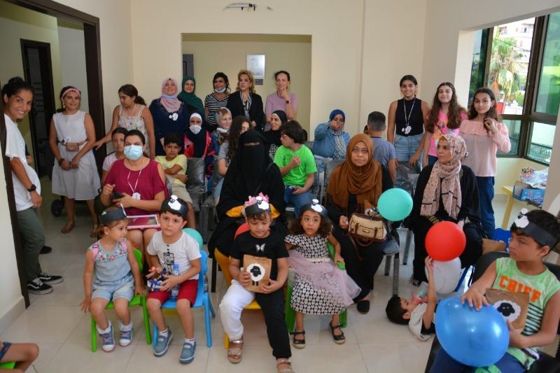 """جمعية """"إعانة الطفل المعوق"""" تنهي حملة المساعدات بمناسبة عيد الأضحى"""