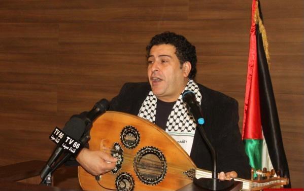 محمد آغا ... فنان أُبدع من أجل فلسطين