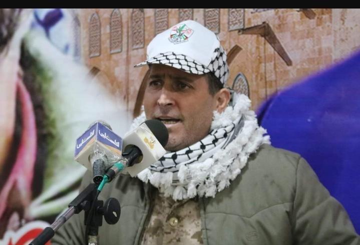 """إعلام """"فتح"""" في منطقة صور يهنئ الشعب الفلسطيني وقيادتنا بمناسبة عيد الأضحى المبارك"""