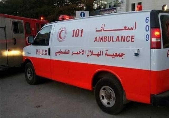 وفاة فتى سقط من علو بمدينة غزة
