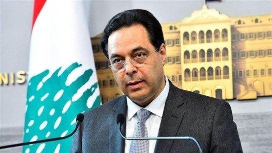 الرئيس دياب يشكر العراق: اللبنانيون لن ينسوا من وقف إلى جانبهم وقت الضيق