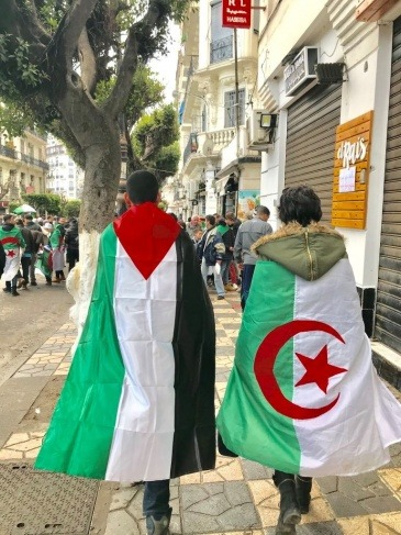 الجزائر: عضوية إسرائيل بالاتحاد الإفريقي لن تؤثر على دعم فلسطين