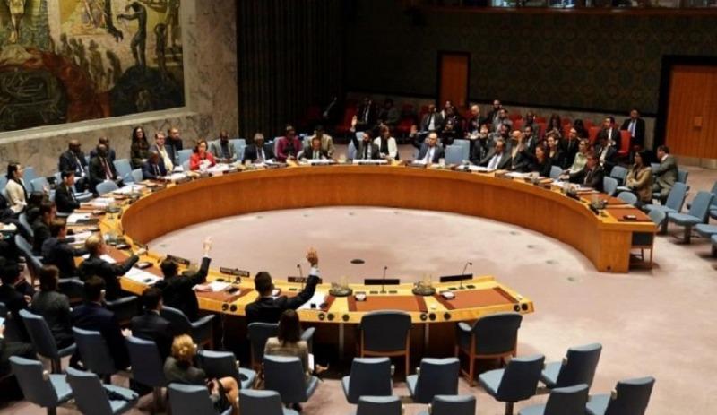 انطلاق جلسة مجلس الأمن لبحث انتهاكات الاحتلال واعتداءات مستوطنيه