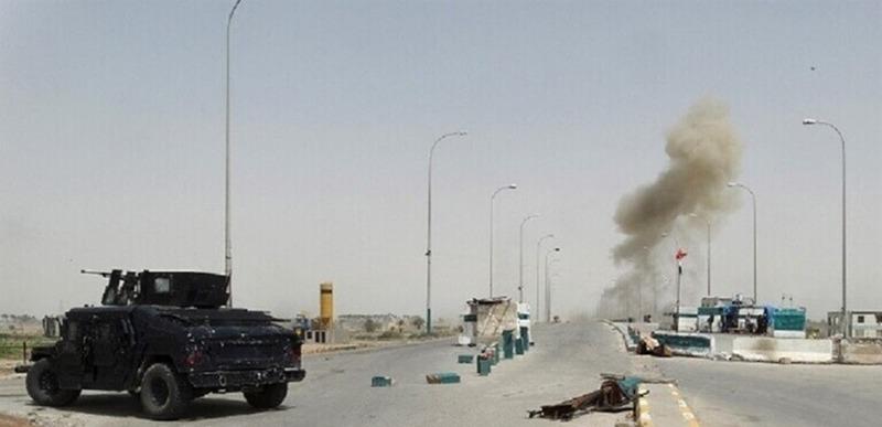 استهداف رتلين تابعين للتحالف الدولي جنوبي العراق
