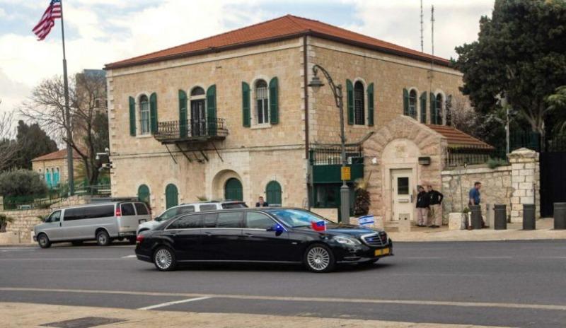 ضغوط امريكية على اسرائيل لاعادة فتح القنصلية في القدس