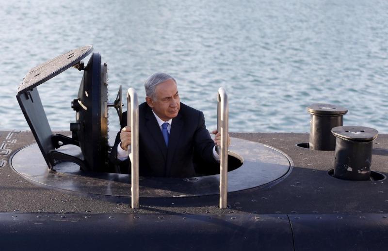 آلاف الضباط الإسرائيليين يطالبون بالتحقيق بقضية الغواصات