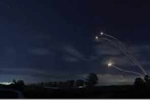 طائرات الإحتلال تطلق صواريخها من فوق منطقة الجية ولم يعرف اذا كان الهدف داخل سوريا ام لبنان