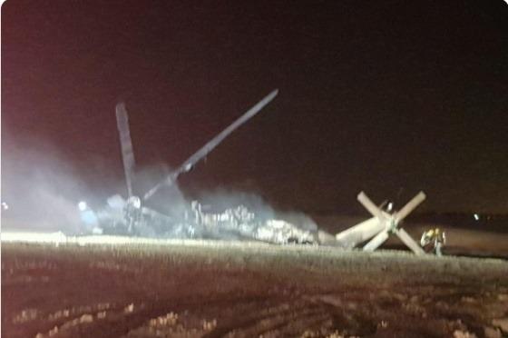 مقتل إسرائيليين بتحطم طائرة خفيف باليونان