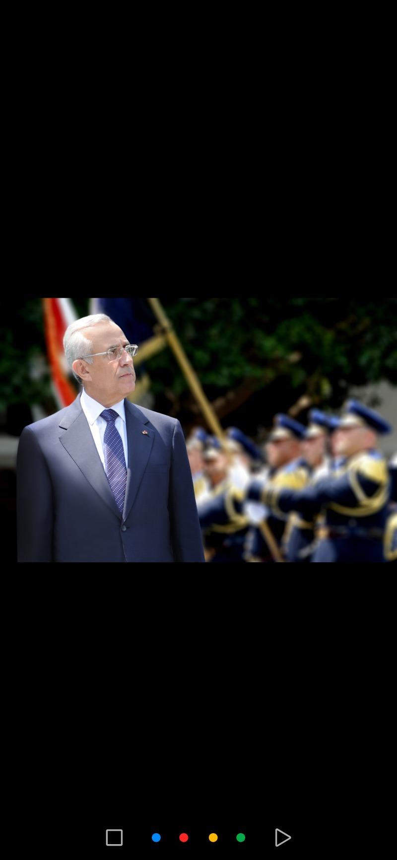 الرئيس سليمان: النفط الإيراني سيؤدي إلى فوضى!