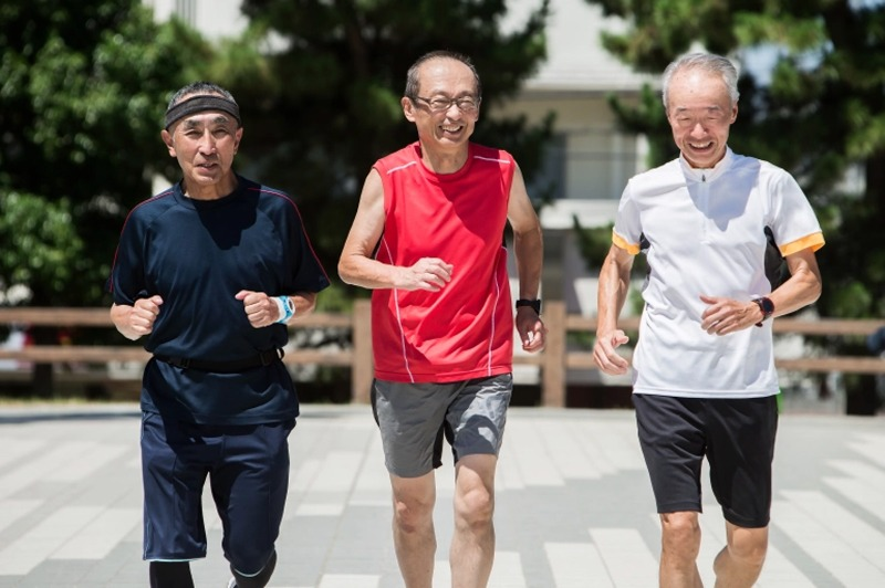 اليابان تُسجل رقماً قياسياً جديداً بأكثر من 86 ألف مُعمِّر