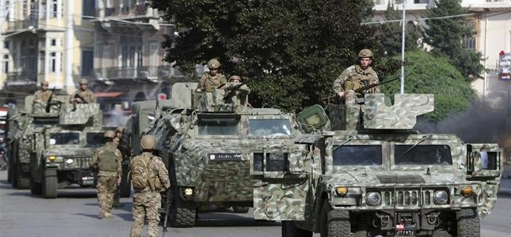 عملية إعادة انتشار للجيش اللبناني في كافة المناطق... ما السبب؟