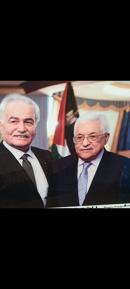 """محي الدين كعوش يثمن خطاب الرئيس """"أبو مازن"""" في الأمم المتحدة"""