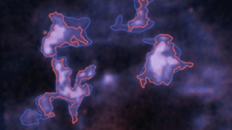اكتشاف تجويف عملاق في مجرّة درب التبانة