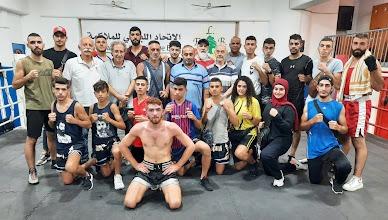 نادي تيتانيوم كلوب – صيدا بطل لبنان في الملاكمة لعام 2021