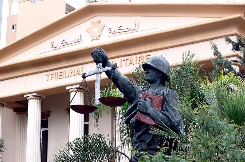 المحكمة العسكرية أصدرت أحكاما بالإعدام والمؤبد بحق قاتلي عناصر من الجيش اللبناني