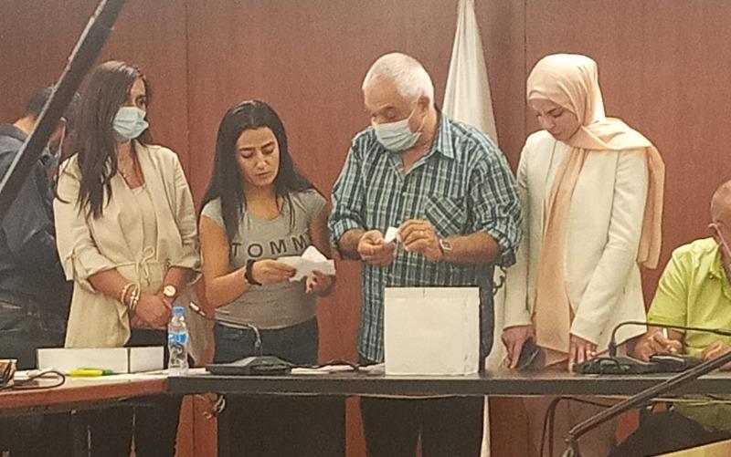 د خريباني تكسح الاصوات في انتخابات ممثل الأساتذة
